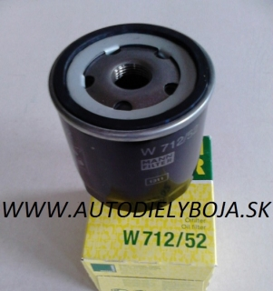 Filter olejový Fabia 1.4 16V MANN FILTER
